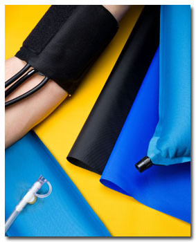 Weldable Fabrics